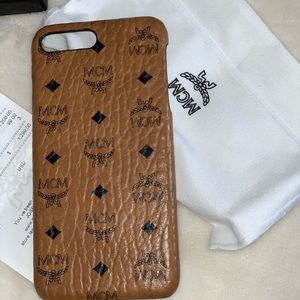 MCM 8plus iPhone case